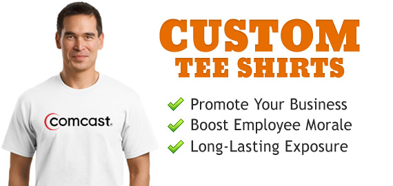 Custom Logo T-Shirts